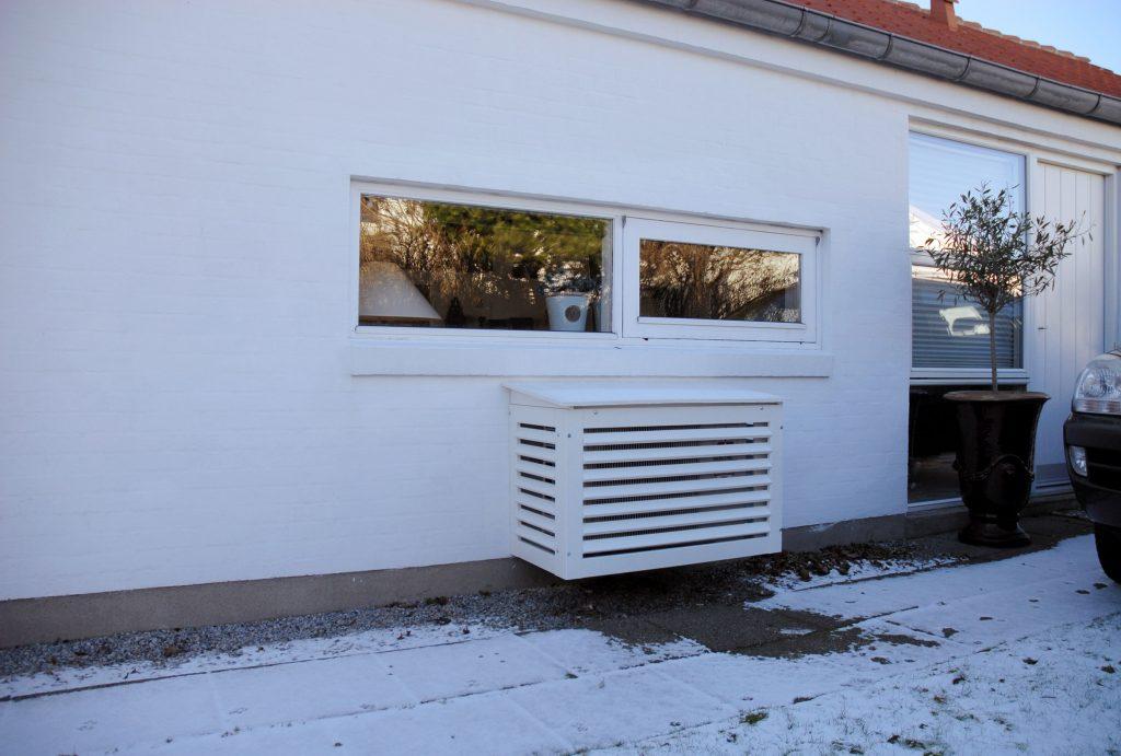 varmepumpe til sommerhus